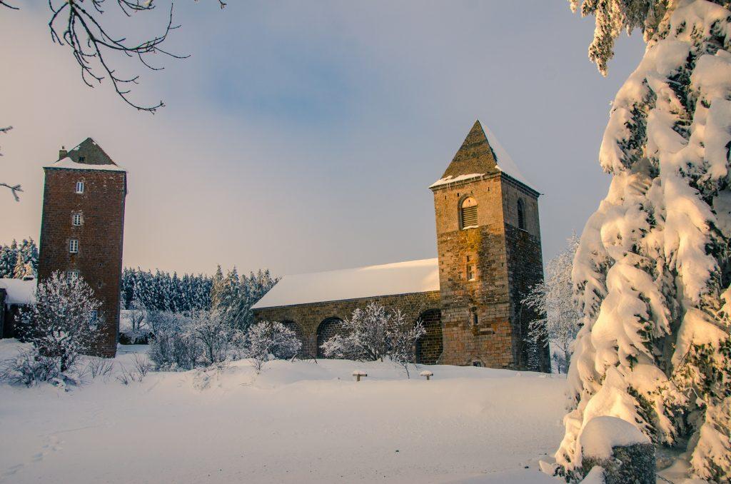 Dômerie à Aubrac © M. Hennessy - Tourisme Aveyron