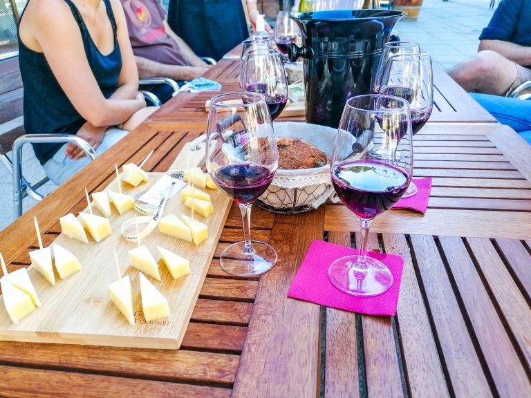 Dégustation à Place ô fromages
