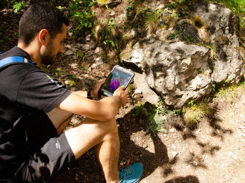 Explor'Games à la Cité de Pierres -©M.Hennessy-Tourisme-Aveyron