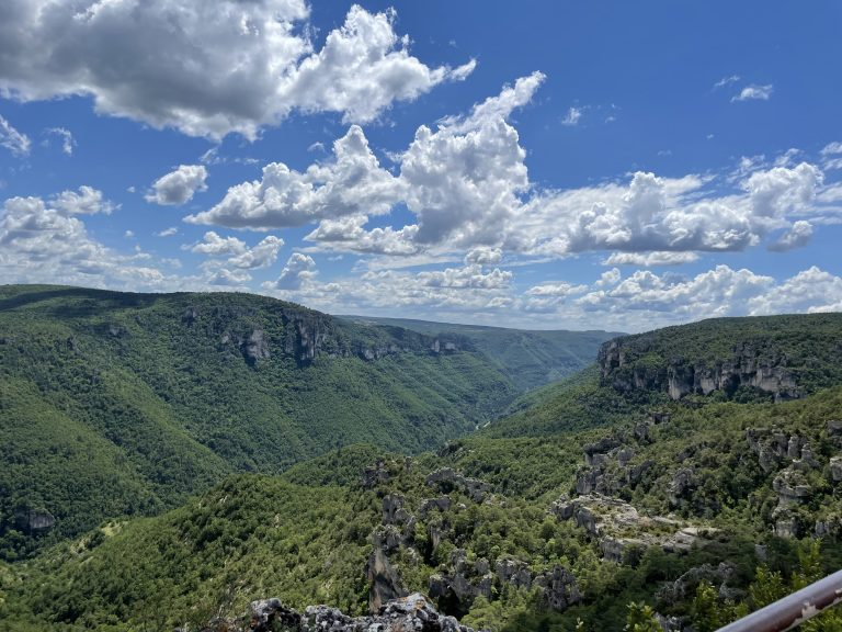 Vue sur le Causse Noir - ©M.Goncalves-Tourisme Aveyron